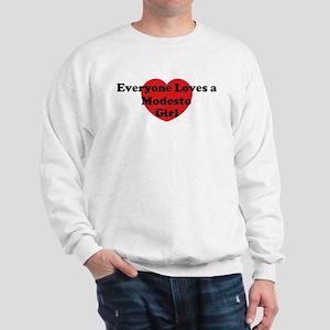Modesto girl Sweatshirt