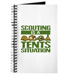 SCOUTING - TENTS Journal