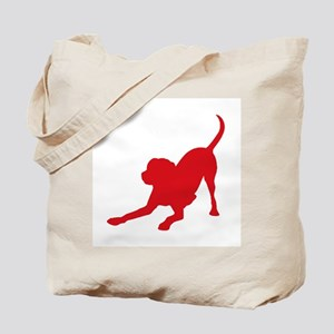 Lab 1C Red Tote Bag