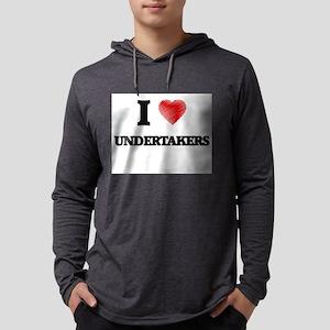 I love Undertakers Long Sleeve T-Shirt