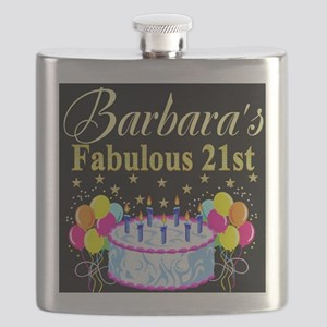 21ST PARTY Flask