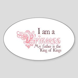 I am a Princess Sticker