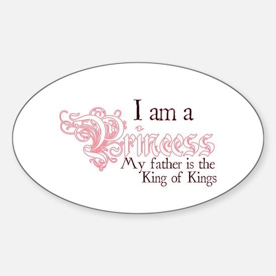 I am a Princess Decal