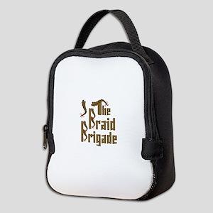 Braid Brigade Neoprene Lunch Bag