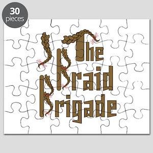 Braid Brigade Puzzle