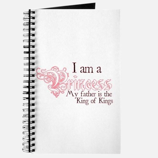 I am a Princess Journal