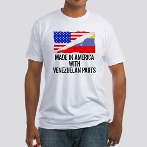 Made In America With Venezuelan Parts T-Shirt