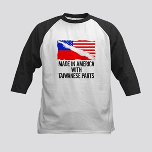 Made In America With Taiwanese Parts Baseball Jers