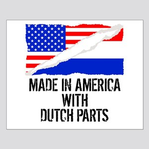 Made In America With Dutch Parts Posters