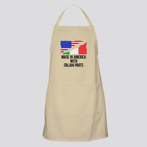 Made In America With Italian Parts Apron