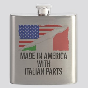 Made In America With Italian Parts Flask