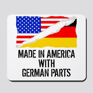 Made In America With German Parts Mousepad