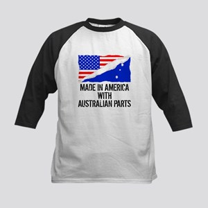 Made In America With Australian Parts Baseball Jer