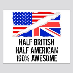 Half British Half American Awesome Posters