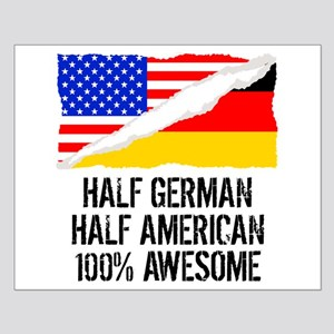 Half German Half American Awesome Posters