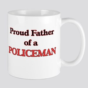 Proud Father of a Policeman Mugs