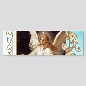 Angel of God (Day) Bumper Sticker