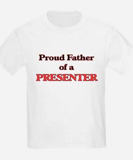 Proud Father of a Presenter T-Shirt