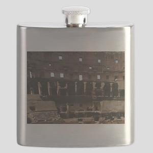 old coliseum ruins Flask