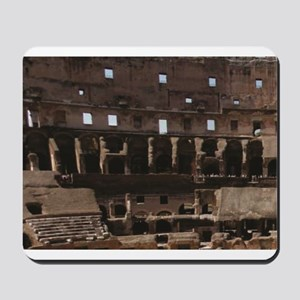 old coliseum ruins Mousepad