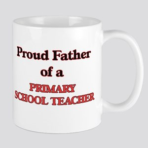 Proud Father of a Primary School Teacher Mugs