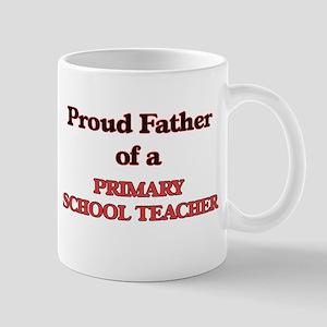 Proud Father of a Primary School Teacher Mugs