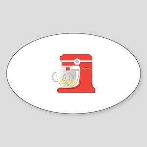 Mixer Sticker