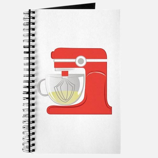 Mixer Journal