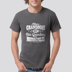 Biker Grandma Mens Comfort Colors Shirt