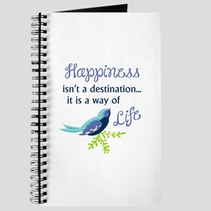 Happiness Is Journal
