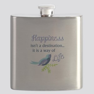 Happiness Is Flask