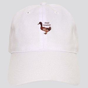 Khaki Campbell Duck Baseball Cap