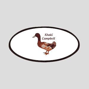 Khaki Campbell Duck Patch
