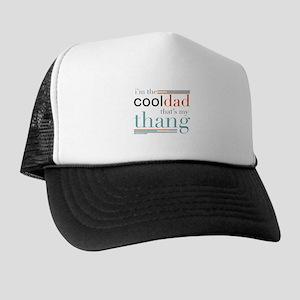 Modern Family Cool Dad Light Trucker Hat