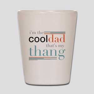 Modern Family Cool Dad Light Shot Glass