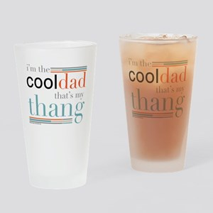 Modern Family Cool Dad Light Drinking Glass