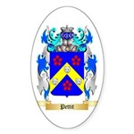 Pettit Sticker (Oval 10 pk)