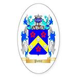 Pettit Sticker (Oval 50 pk)