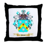 Pettit 2 Throw Pillow