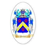 Pettey Sticker (Oval)