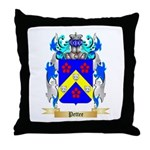 Pettee Throw Pillow