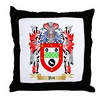Pett Throw Pillow