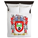 Pett Queen Duvet
