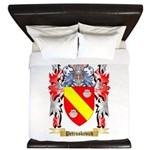 Petruskevich King Duvet