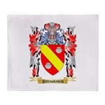Petruskevich Throw Blanket