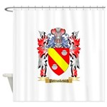 Petruskevich Shower Curtain