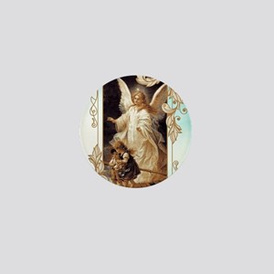 Angel of God (Day) Mini Button