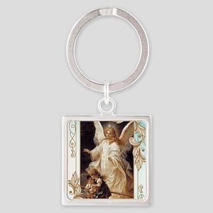 Angel of God (Day) Keychains