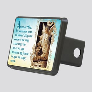 Angel of God (Day) Rectangular Hitch Cover