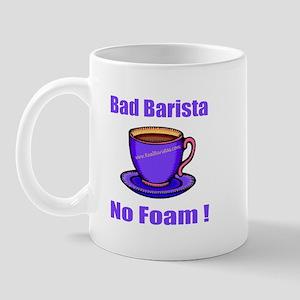 Bad Barista Shirts Mug